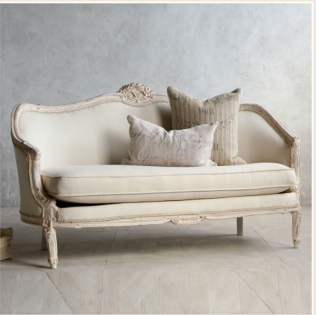 french furniture shabby chic sofa. Black Bedroom Furniture Sets. Home Design Ideas