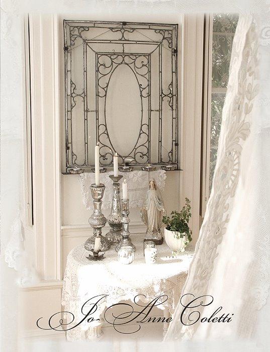 Victorian Stain Glass WIndow