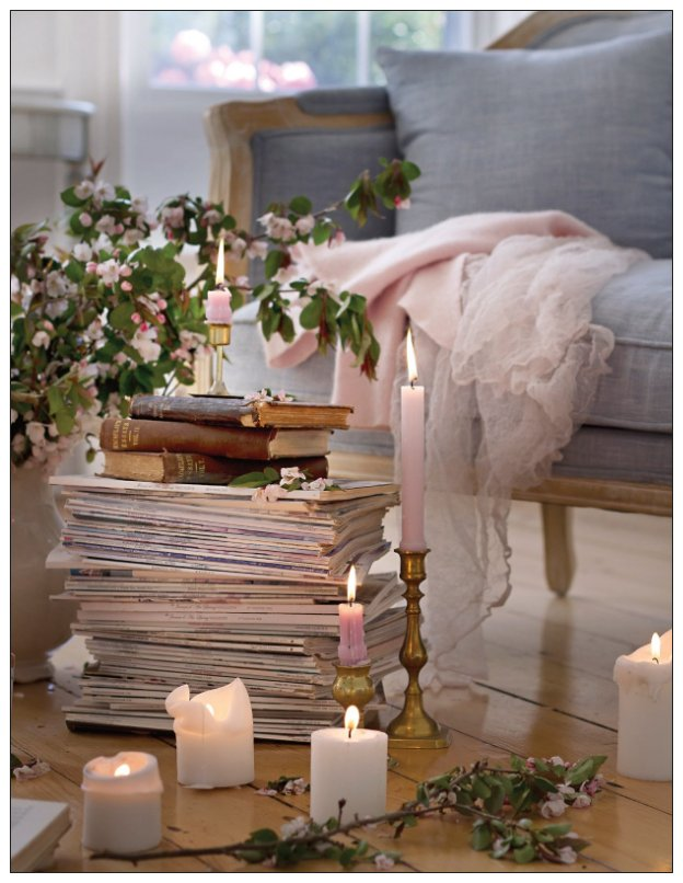 Book Nook Note Cards