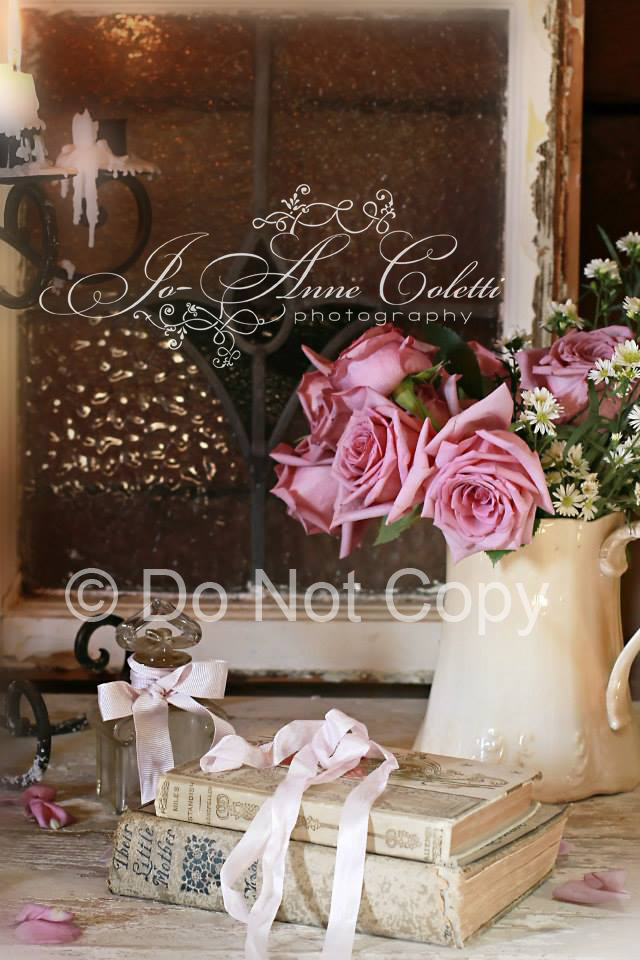 Romance & Novels Note Cards-Shabby chic style note cards, antique window, invitations, old barn, joanne coletti, invitations